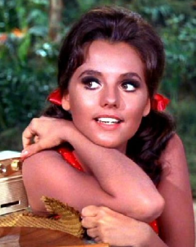 gilligan island maryann gif