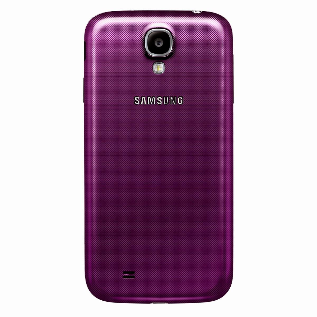 Samsung Galaxy S4 Violet 4G 16Go Smartphone