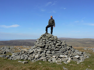 In 2011 I finally made it to the summit of Mickle Fell