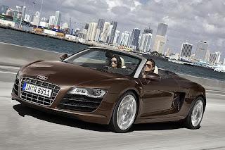 Audi R8 Spyder photo