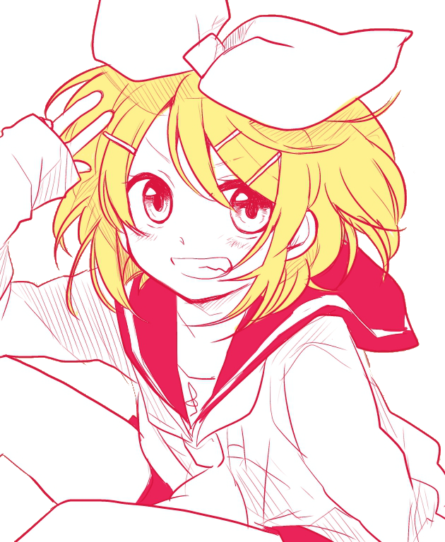 PNG-Rin Kagamine