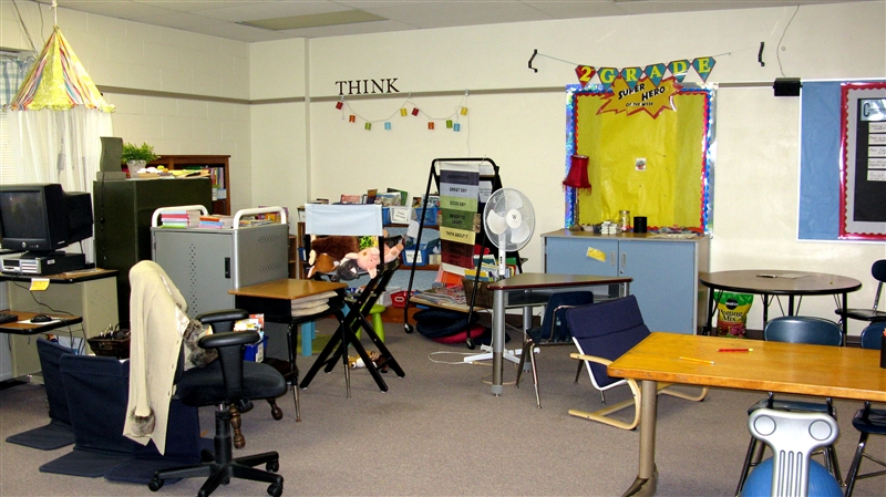 how to create a safe environment in the classroom