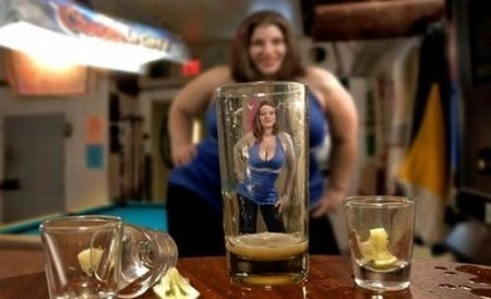 ビールゴーグル効果