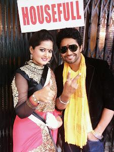 Yash Kumar and Anjana Singh
