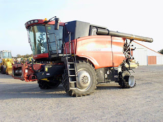 used case ih 8010 combine parts