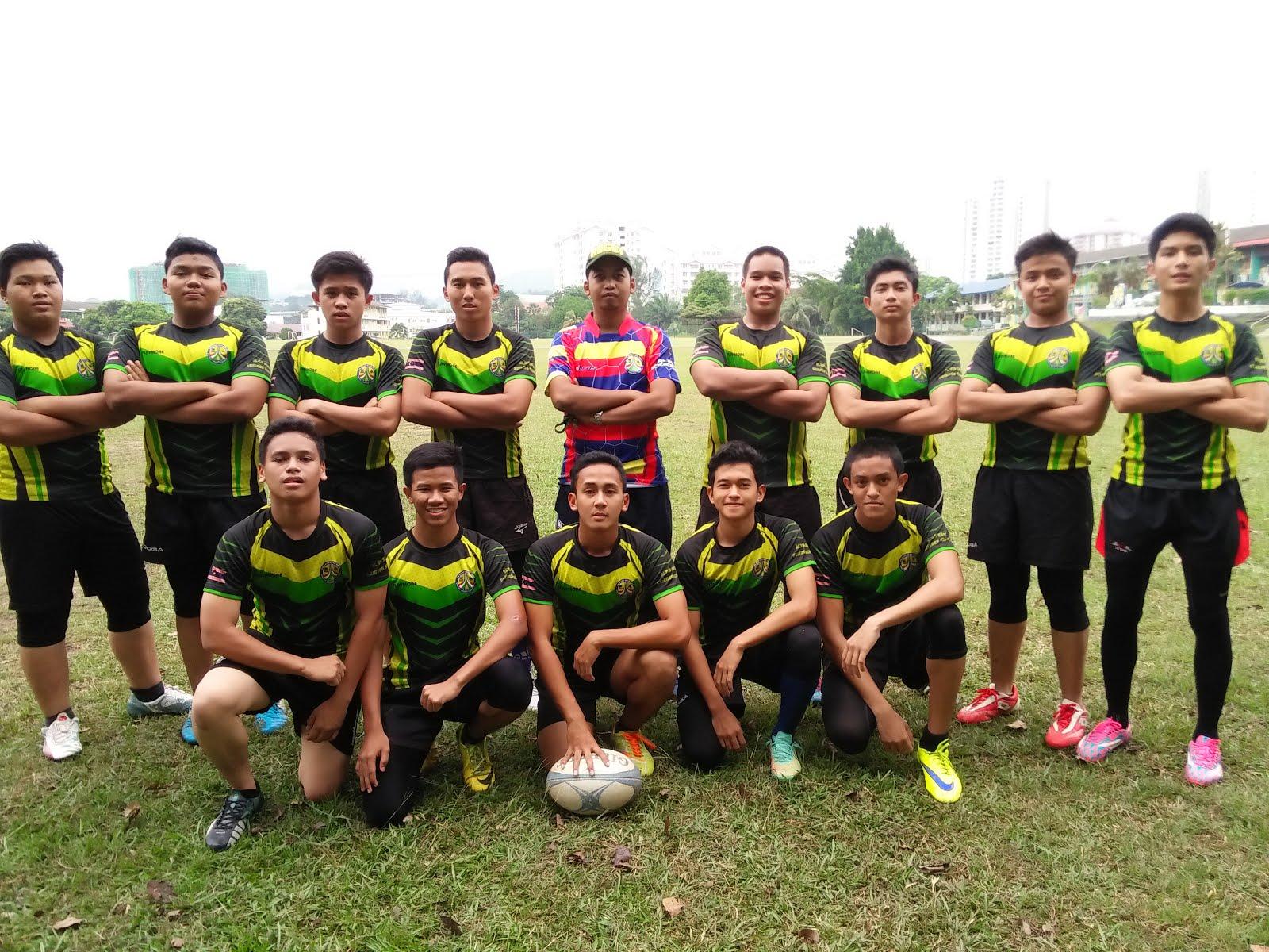team ragbi 2016