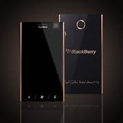 BlackBerry PlayPhone luxury Windows Phone 8 (RIM) concept design
