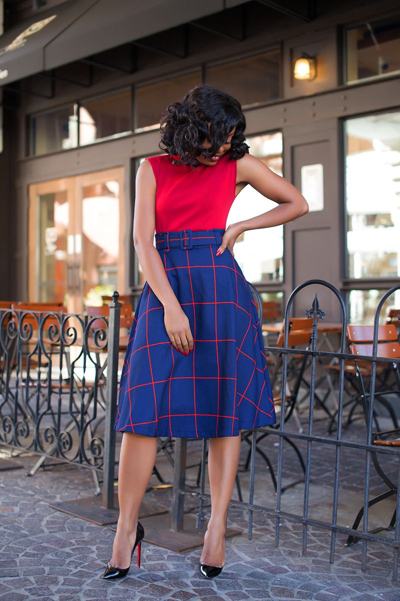 chicwish midi-skirt, holiday work style, www.jadore-fashion.com