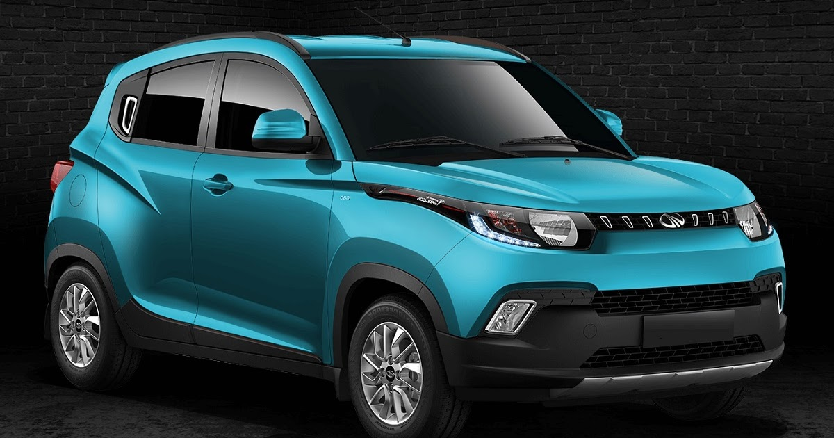 Car Reviews New Car Pictures Kuv 100 Mahindra S First