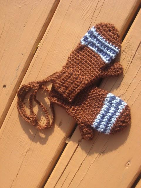 Crochet Toddler Mittens Free Pattern Meganyouhappycrochet