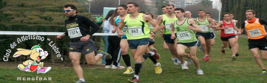 Club de Atletismo Liebre de Mengíbar (Jaén)