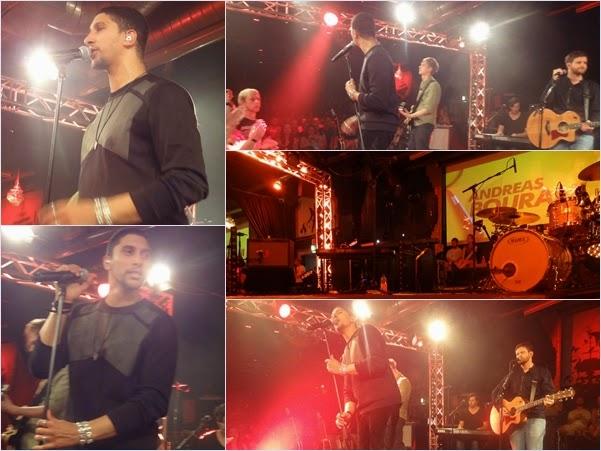 Andreas Bourani Im Wohnzimmer Konzert Mit MTV