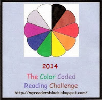 http://myreadersblock.blogspot.com/2013/11/color-coded-reading-challenge-2014.html