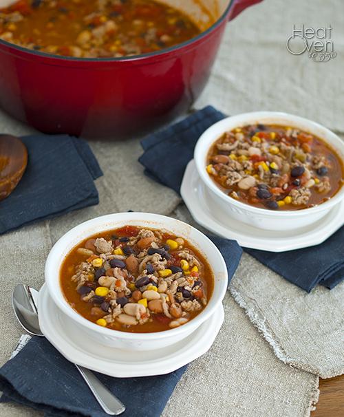 Tex Mex Soup