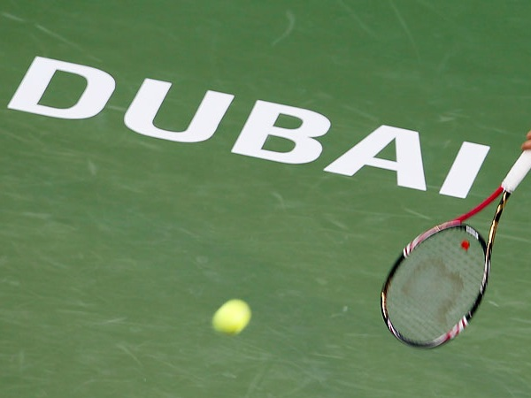 Dubai Tennis Open 2012
