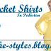 Latest Pocket Shirts for Girls | Military Style Long Shirts Collection 2013-2014