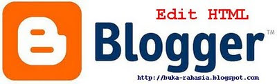 Tips-trik edit template Blogger