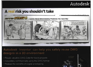 autodesk ad with dangerous roller coaster