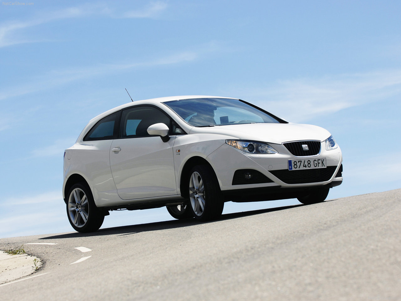 seat ibiza sportcoup 2009. Black Bedroom Furniture Sets. Home Design Ideas