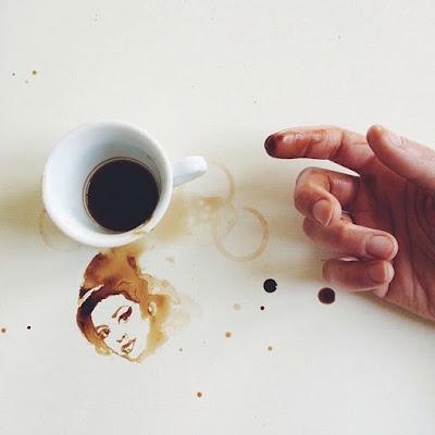 Sáng tạo độc đáo bên ly Cafe