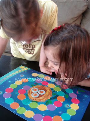 Peaceable Kingdom game