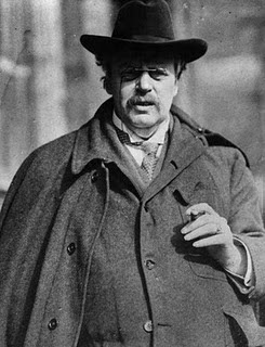 chesterton guys 100 years ago, gk chesterton wrote about the dangers of the press.