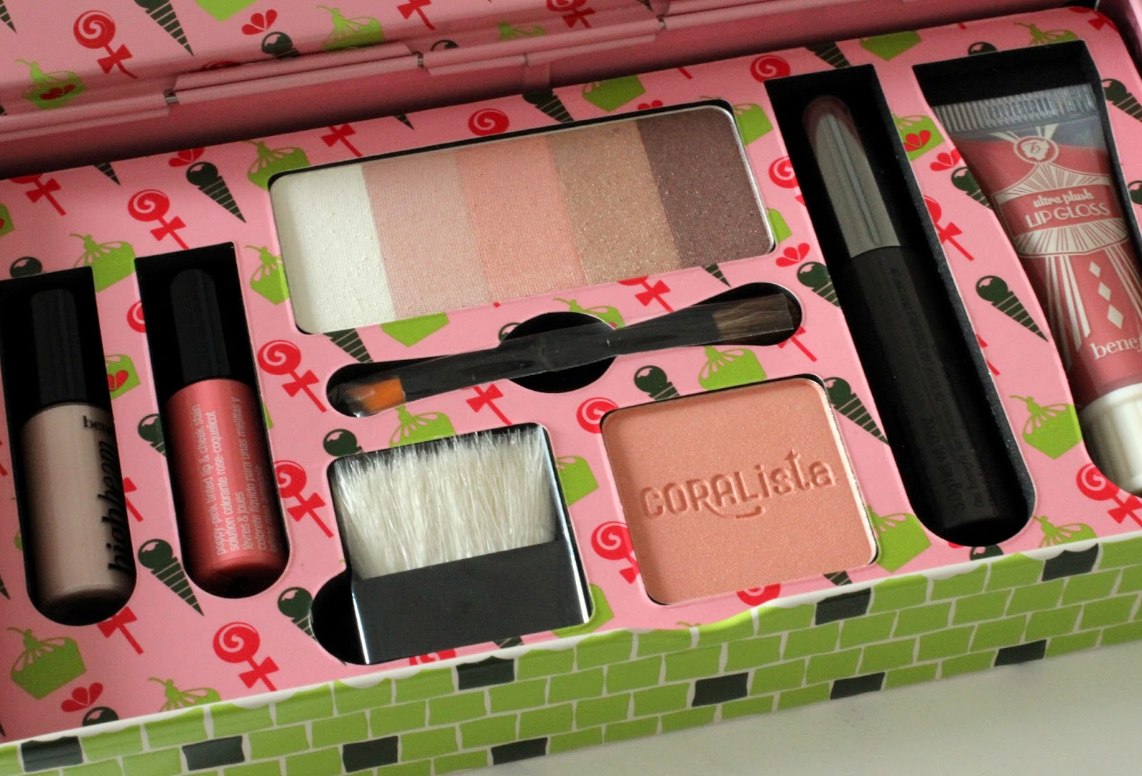 Benefit Sexy & Scrumptious Gift Set review