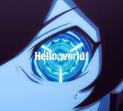 Hello,world! by BUMP OF CHICKEN