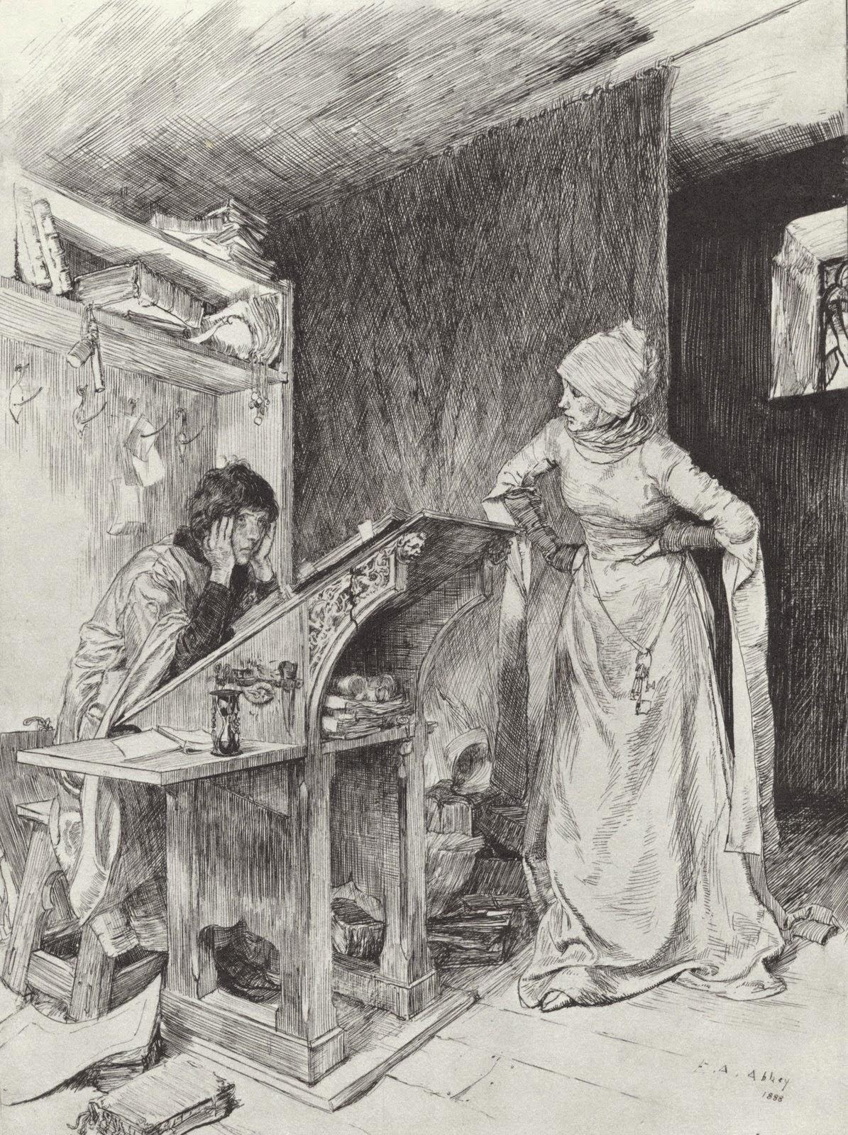 Golden Age Pen and Ink Illustrators