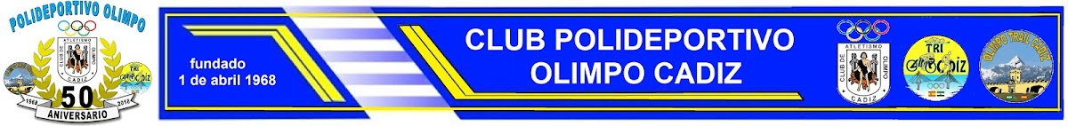 Club  de Atletismo Olimpo