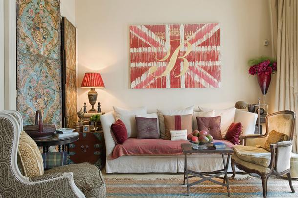 London Flat Interiors