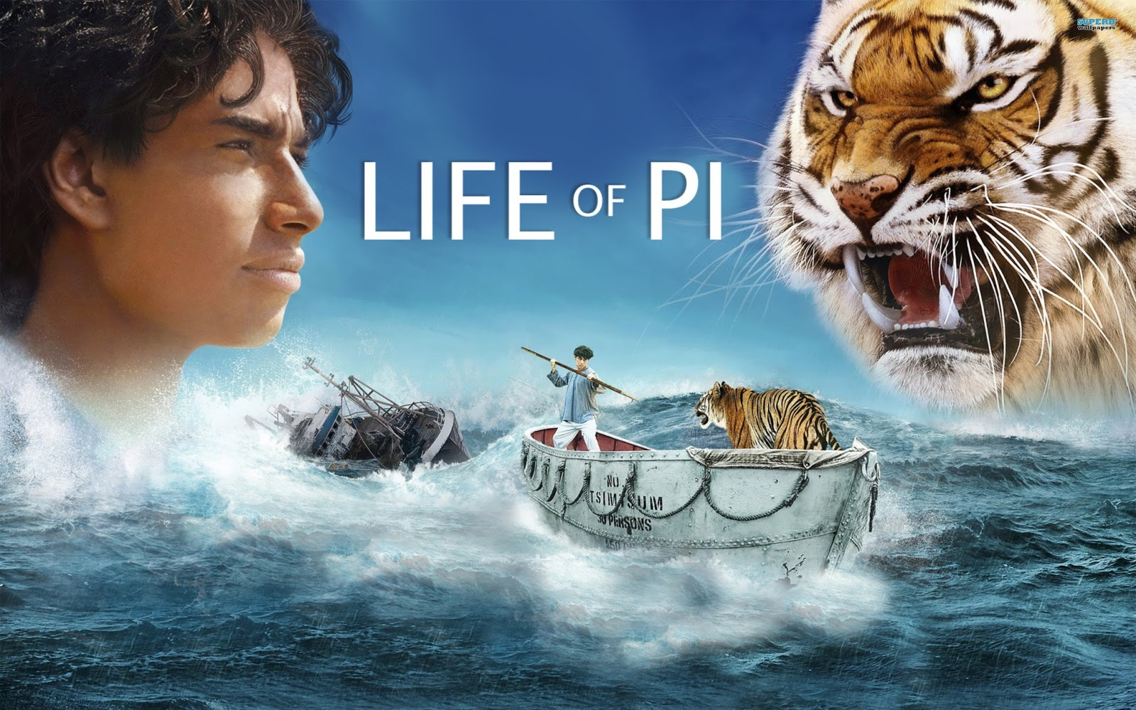 Buy life of pi adventure movie muddlex for Life of pi cast