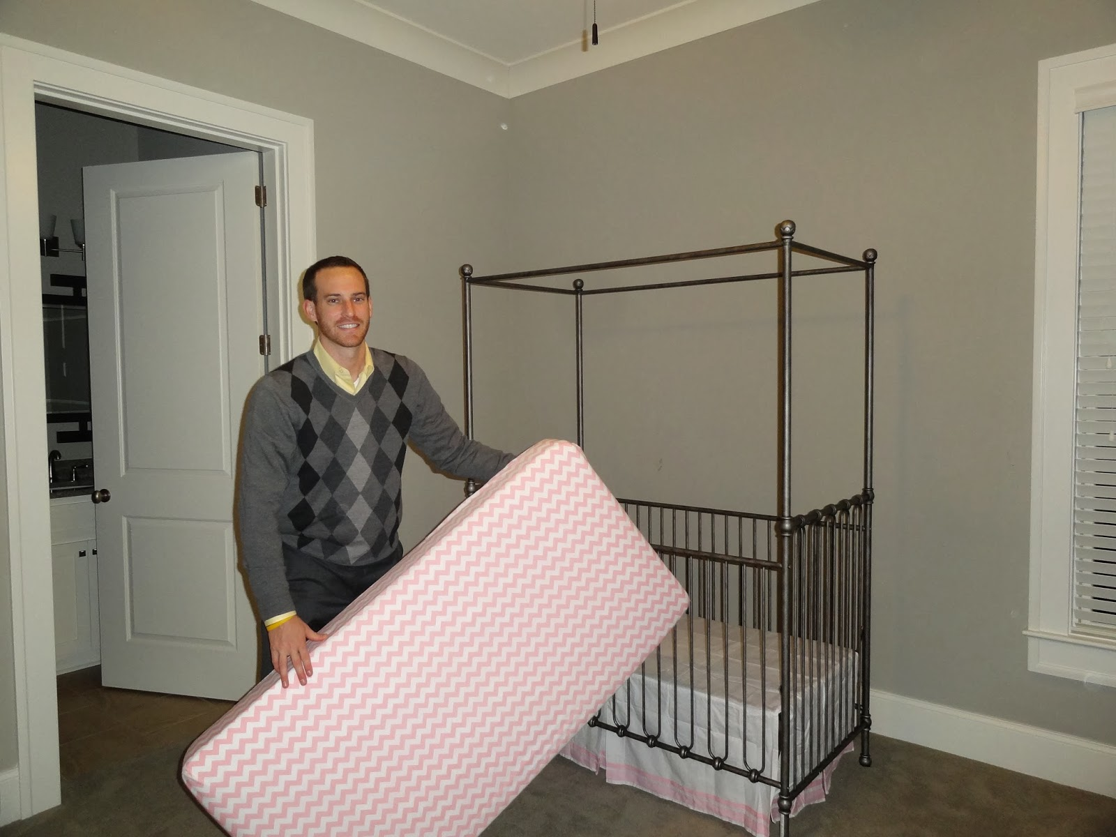 We Have Decided To Use A Piece Of Furniture From Nadeau For Our Changing  Table And We Ordered The Glider From Strobler. Now All We Need Is Olivia :)!