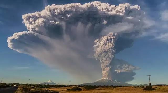 «Ξύπνησε» το ηφαίστειο Kambalny για πρώτη φορά σε 250 χρόνια!