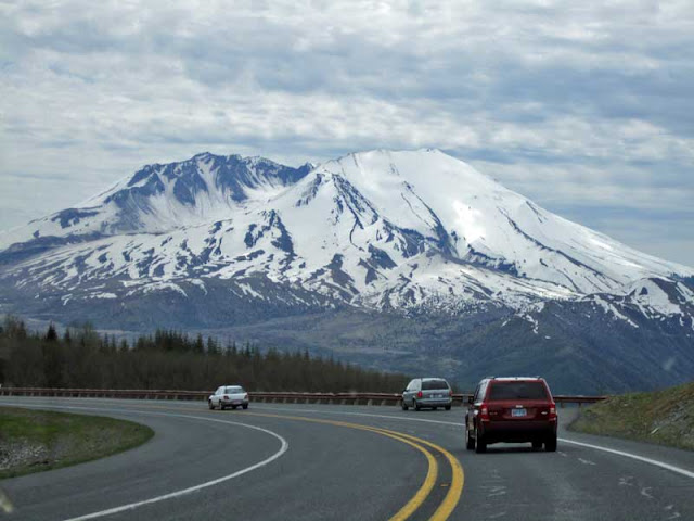 Join us for the 6th Annual Mt. St. Helens Cruise