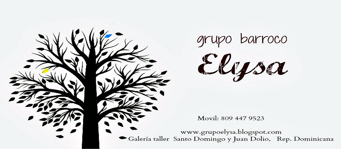 Grupo barroco Elysa
