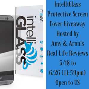 Enter the IntelliGlass Giveaway. Ends 6/26