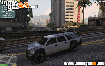 V - Immersive HUD (Modificar HUD) para GTA V PC
