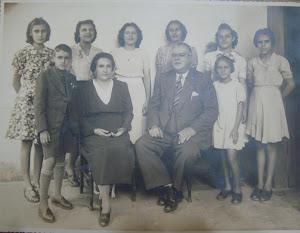 Osmundo e família