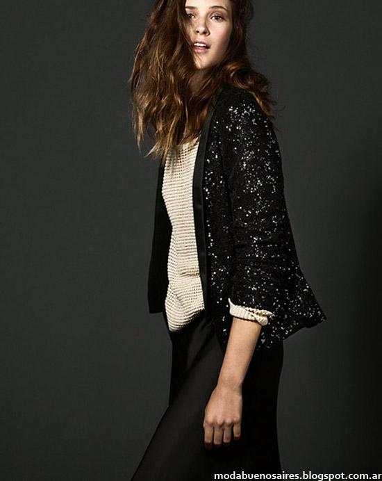 Blazers invierno 2013 moda Awada