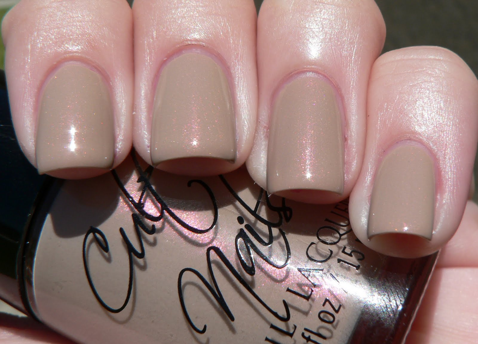 Let them have Polish!: Cult Nails: A Day at the Races Swatches