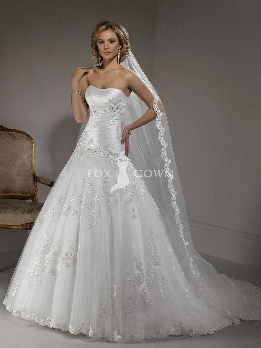 Redefining the face of beauty for Wedding dresses for hourglass figures
