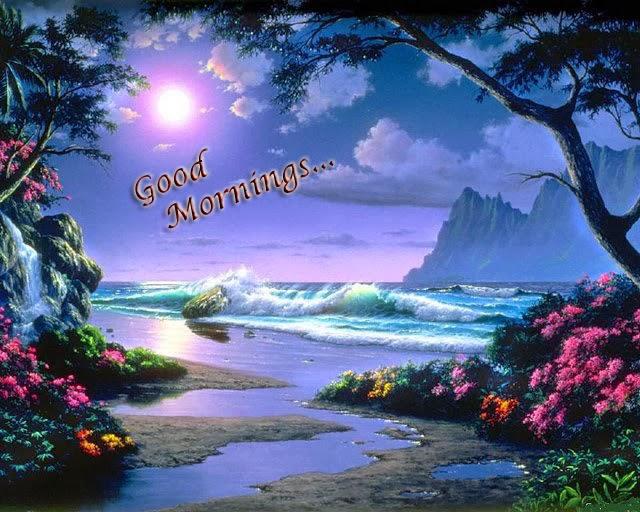 early lovely good morning