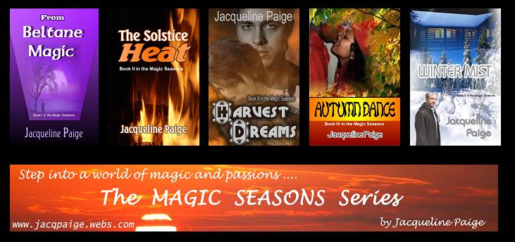 Magic Seasons Book Series