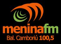 ouvir a radio Menina FM 100,5 Balneário Camboriú