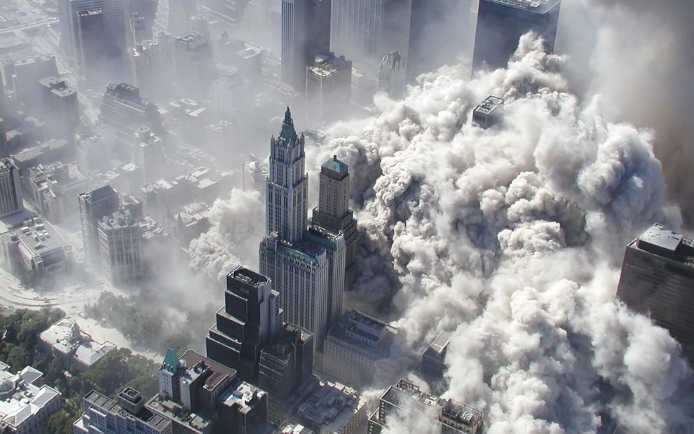 """truth of 911 terrorist attack essay Most muslims condemned 9/11, and after the attacks bin laden's attempt to ignite   michael scott doran in a foreign affairs essay, """"somebody else's civil war."""