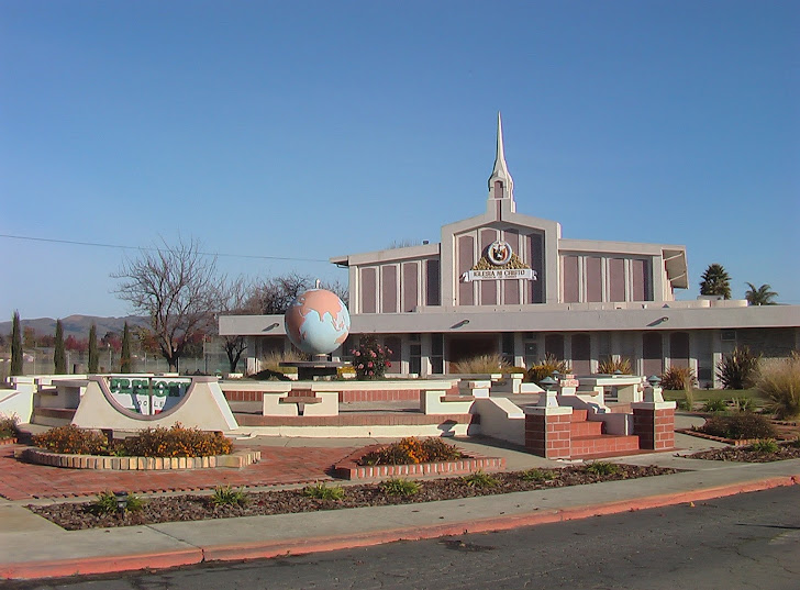 Locale of Fremont, California