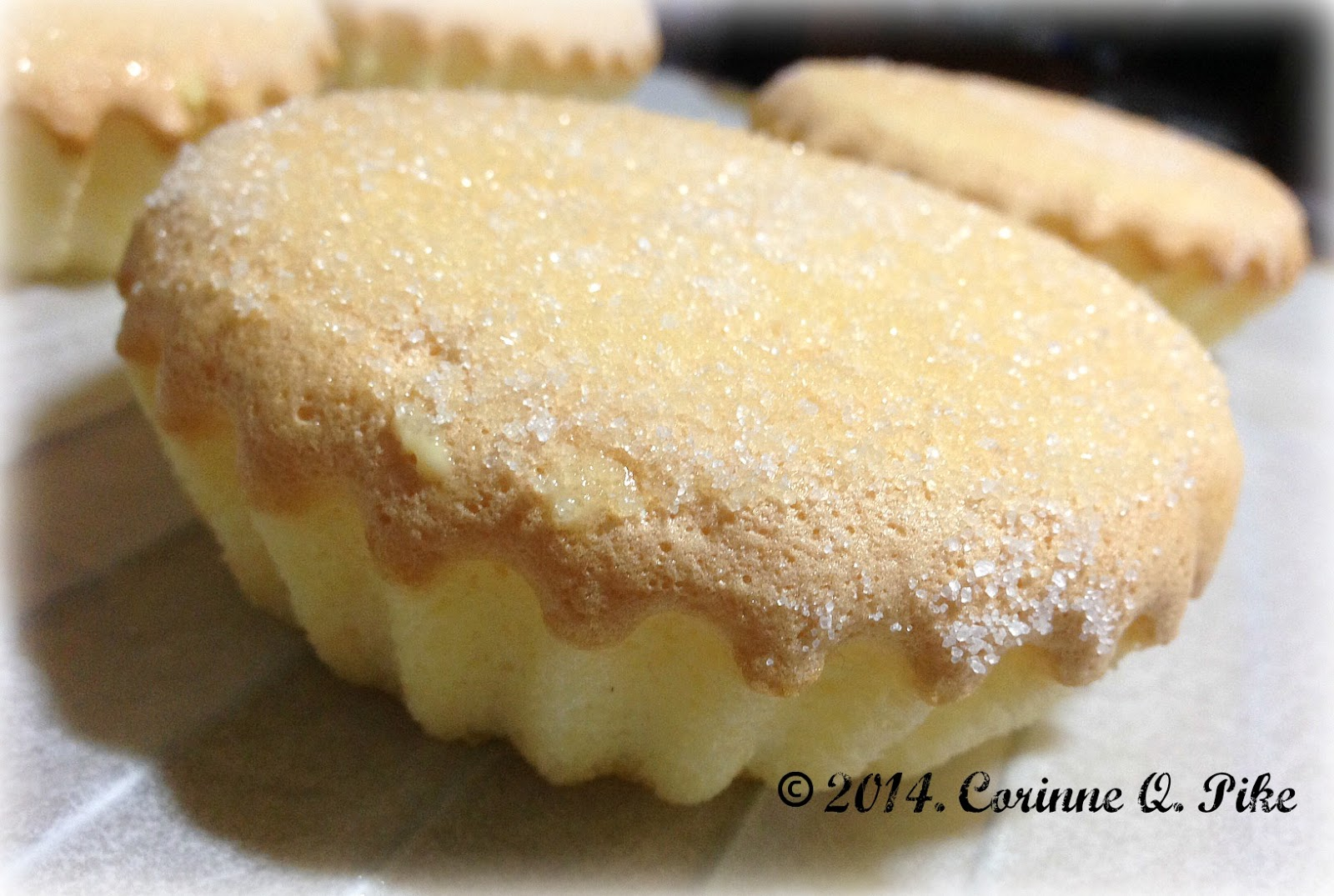 Mamon Cake Recipe