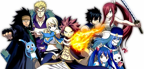 Fairy Tail Season 2 - 2014 episode 37