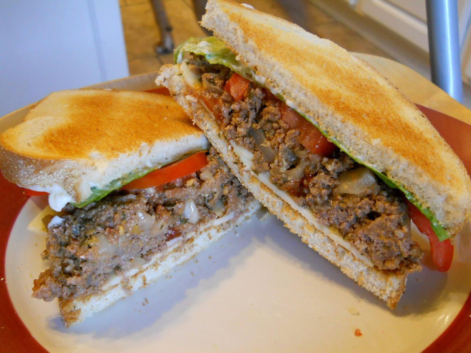 Harlem Meatloaf Sandwiches | NeighborFood